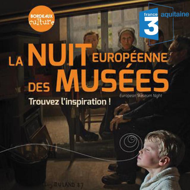 Clémentine-Humeau-nuit-des-musées-reportage-france-3