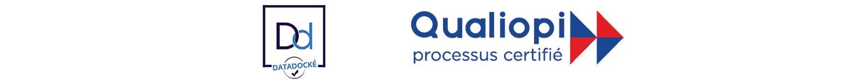 certifications datadock et qualiopi pour la formation en parfumerie à Bordeaux les olfactines