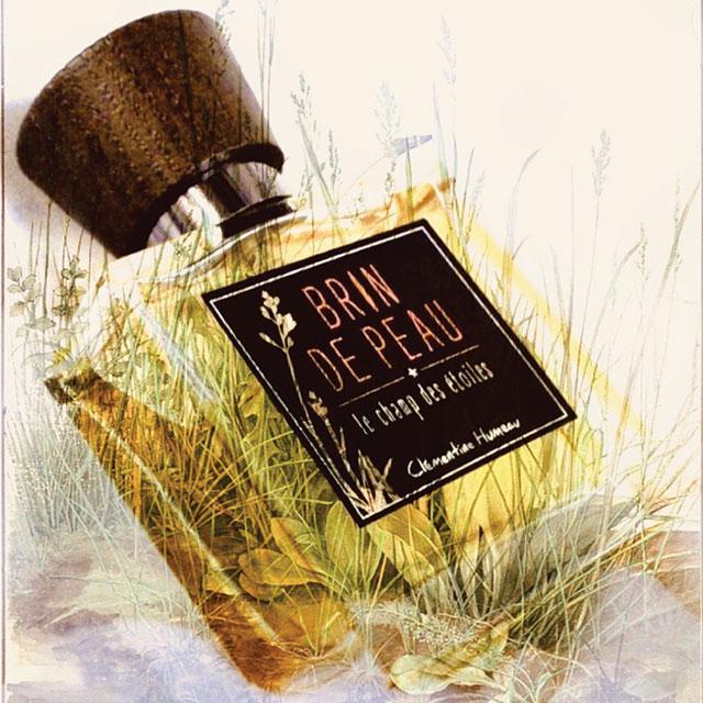 clementine-humeau-cree le parfum nouvelle Saint Jacques de compostelle pour Les Parfumeurs du monde